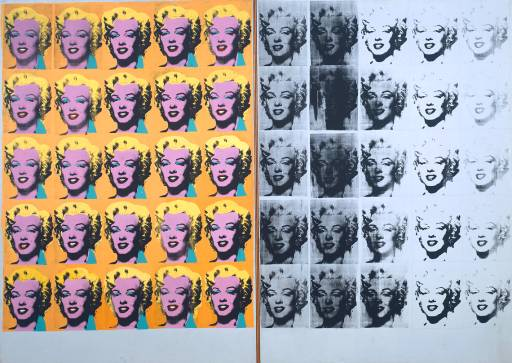 © 2016 The Andy Warhol Foundation for the Visual Arts, Inc. / Artists Right Society (ARS), New York and DACS, London