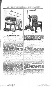 Afb. 2 - 'The Bowdish Perfect Chair' in de productcatalogus van de firma E. & H. T. Anthony & Co